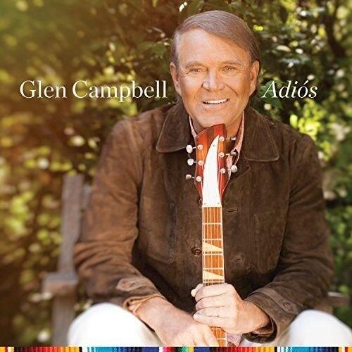Glen Campbell - Adios [New Vinyl LP] 180 Gram