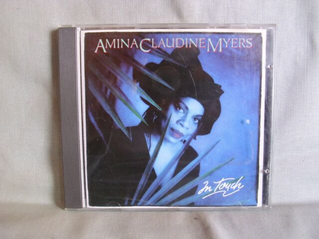 Amina Claudine Myers- In Touch- BMG 1989- Made in Germany