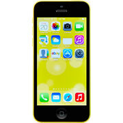 Apple iPhone 5c  16 GB  Yellow  Smartphone