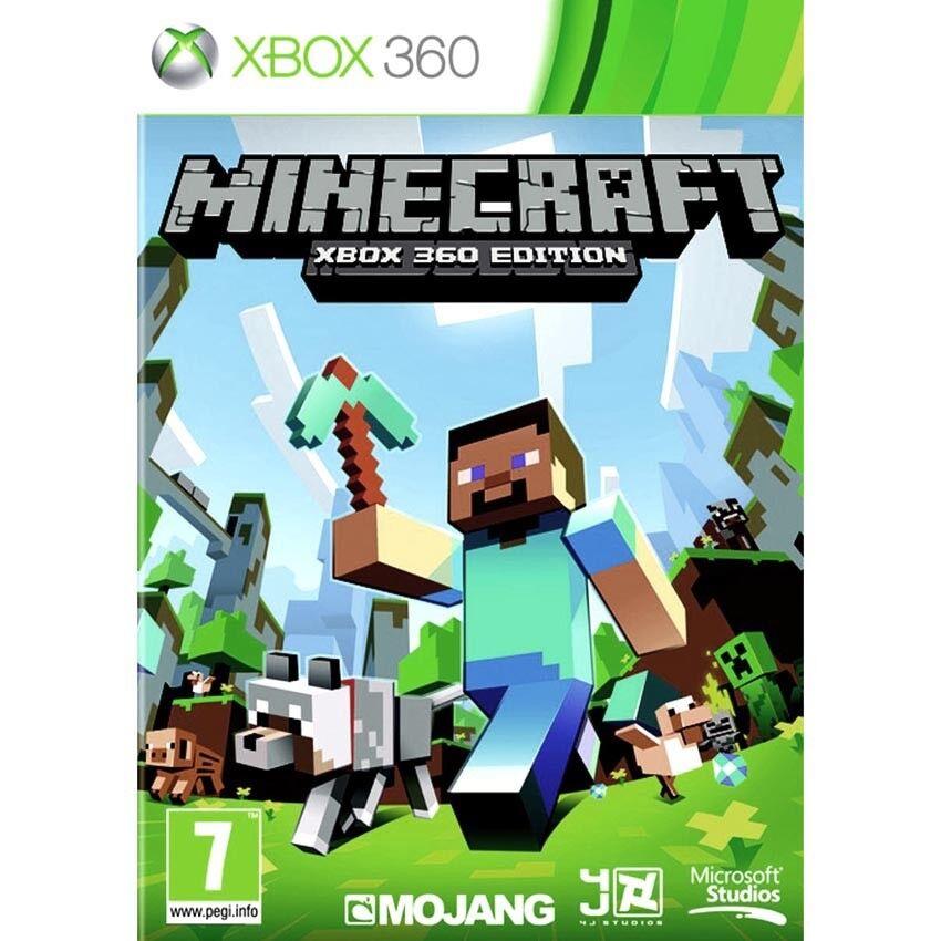 Minecraft Microsoft Xbox 360 2013