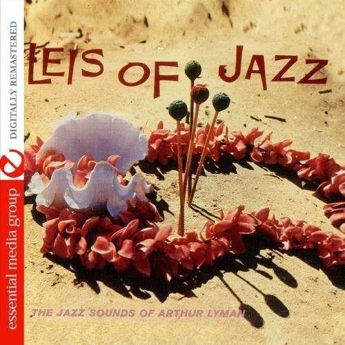 Arthur Lyman - Leis of Jazz [New CD] Manufactured On Demand