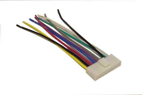 sony wiring harness car stereo 9 pin wire connector ebay rh ebay com Waterproof Wire Connectors Ford Wiring Connectors