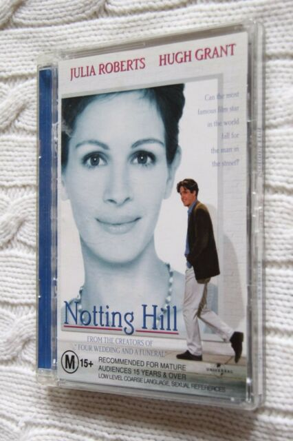 Notting Hill (DVD, 1999), Like new, in a jewel case, free shipping