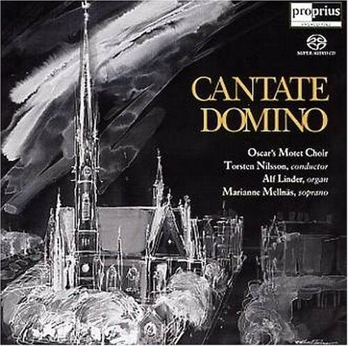 Oscars Motettk r, Stockholm, Oscar's Motet Choir - Cantate Domino [New SACD] Hyb