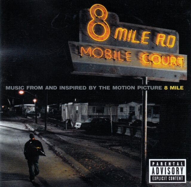 8 MILE - MUSIC FROM AND INSPIRED BY THE MOTION PICTURE / 2 CD-SET