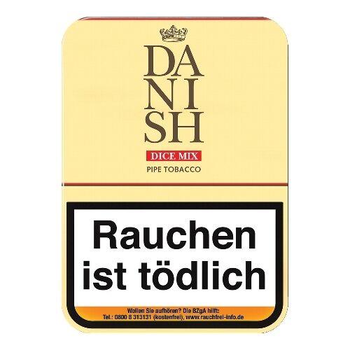Pfeifentabak Danish Dice Mix 100 Gramm / 25541