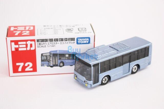 Takara Tomy Tomica #72 Mitsubishi Fuso Aero Star Bus 1/141 Diecast Toys Car