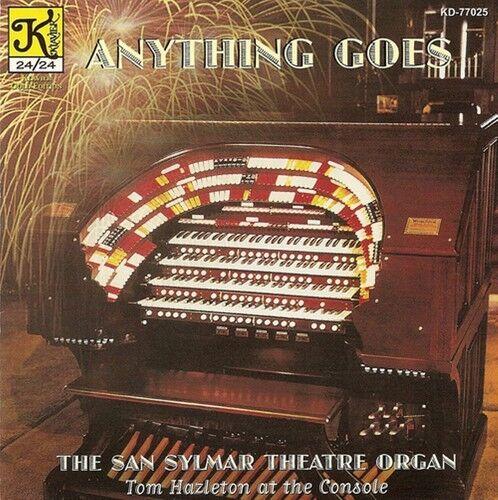 Tom Hazleton, Tom Hazelton - Anything Goes [New CD]
