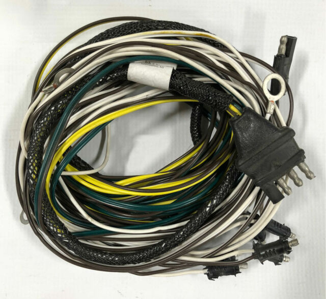 triton 07051 xtv trailer wire harness ebay rh ebay com Trailer Wiring Kit 5 Pin Trailer Wiring Harness