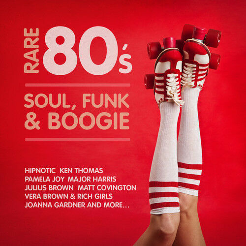 Various Artists - Rare 80's Soul Funk & Boogie [New CD] Manufactured On Demand