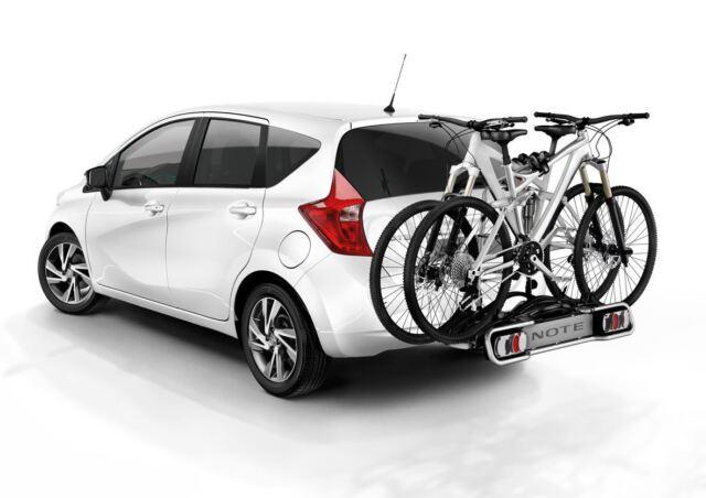Genuine Nissan Cross Vehicle Bike Carrier Ke73870213 Ebay