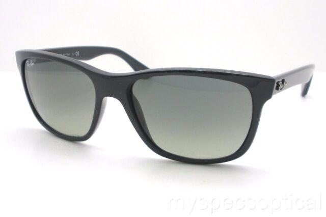 Ray-Ban RB4181 Sonnenbrille Schwarz 601/71 57mm fsvSHziUE