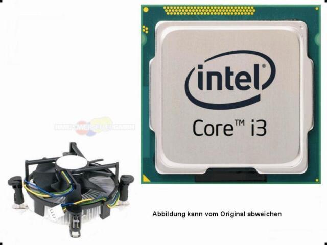 CPU Intel Sockel 1156 Core i3-530 2.93GHz + Lüfter BX80616I3530