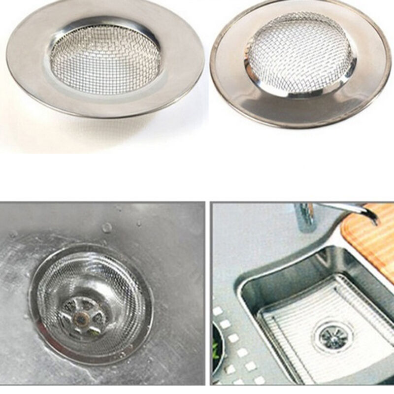 Steel Kitchen Stainless Supplies Sewer Strainer Water Tank Filter ...