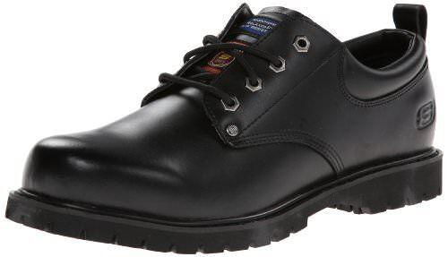 Skechers Extra Ancho Para Hombre Zapatos De Trabajo w6YzfmiaBk