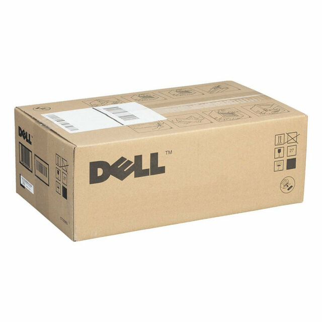 BRAND NEW GENUINE DELL YELLOW LASER TONER CARTRIDGE - M127K / 593-10496