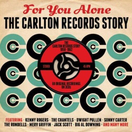 Various Artists - Carlton Records Story / Various [New CD] UK - Import