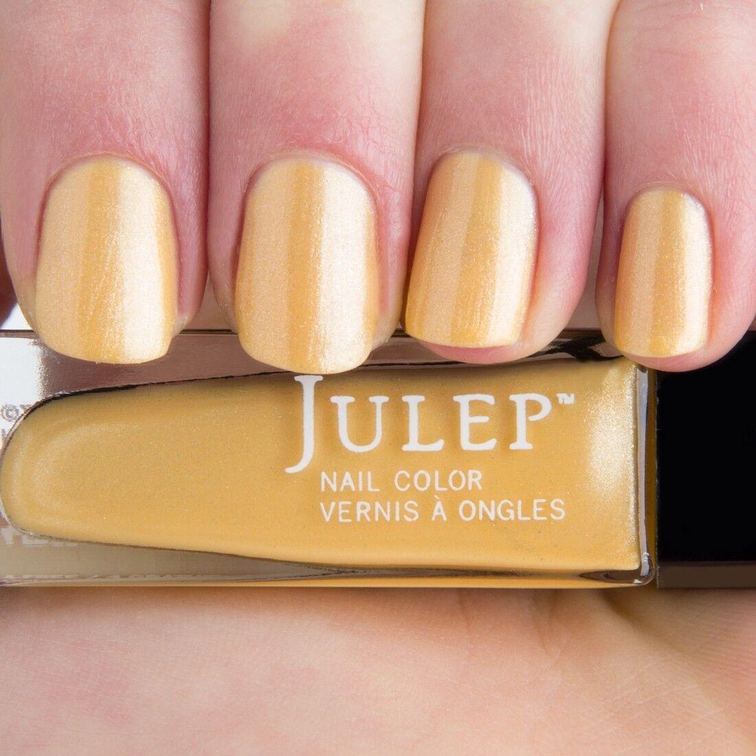 Julep Nadia Color Treat Nail Polish It Girl Sun-kissed Golden Frost ...
