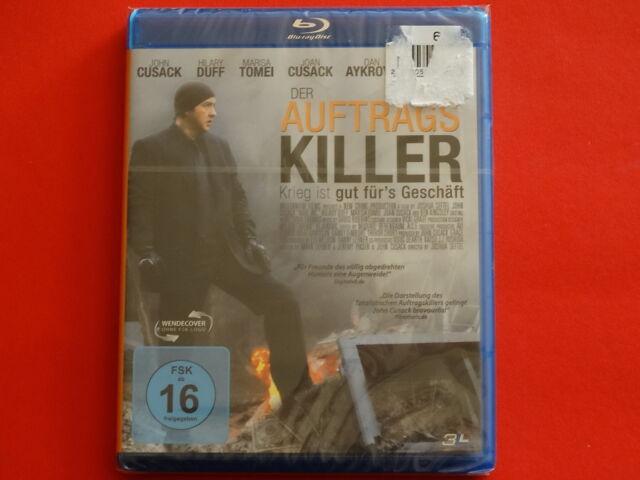 Blu-ray: Der Auftragskiller * mit John Cusack * neu * ovp