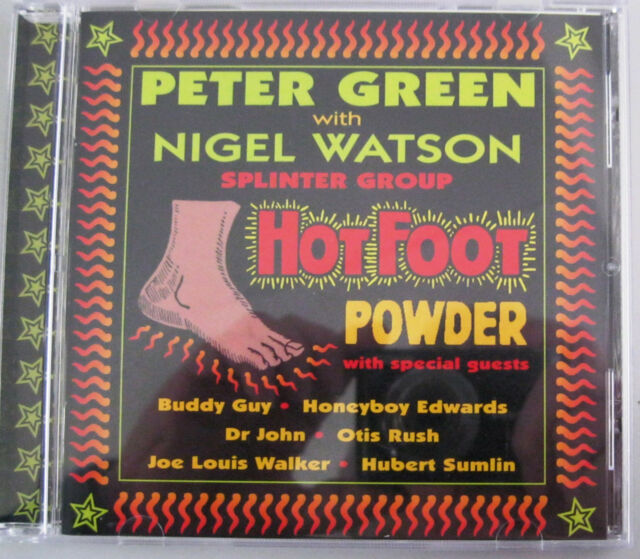 Peter Green - Hot Foot Powder (2000)