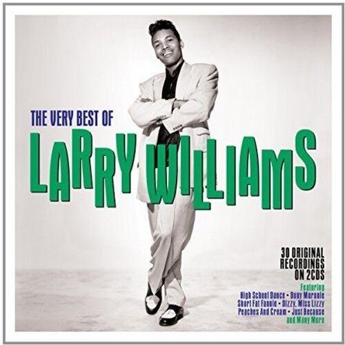 Larry Williams - Very Best of [New CD] UK - Import