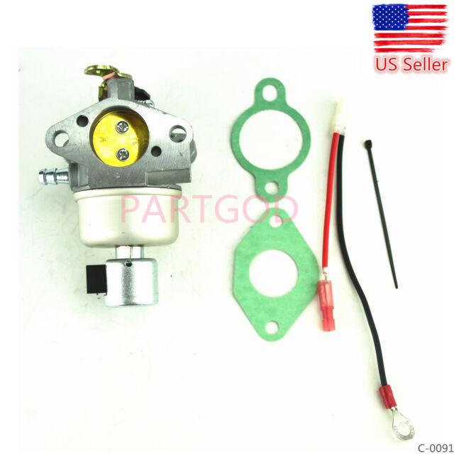 Carburetor for Kohler Engines Carb Model Cv15s 41523 15hp 12 853 178 ...