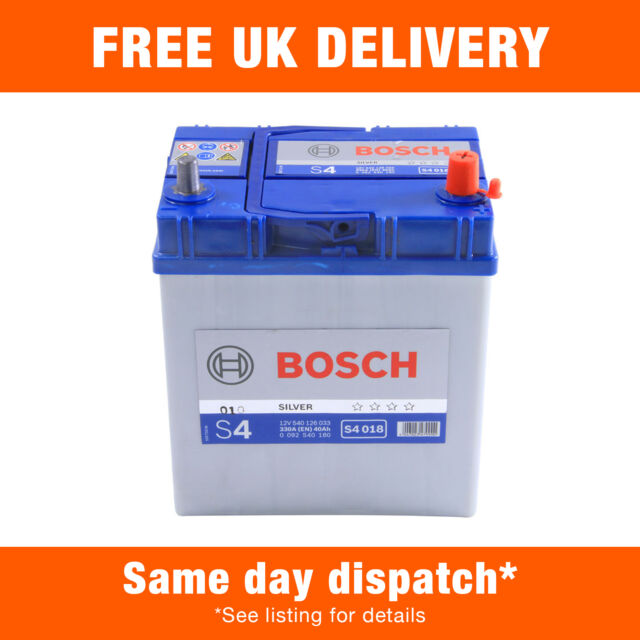 Type 054 205/330CCA 4 Years Wty OEM Replacement Bosch S4 Car Battery 40Ah