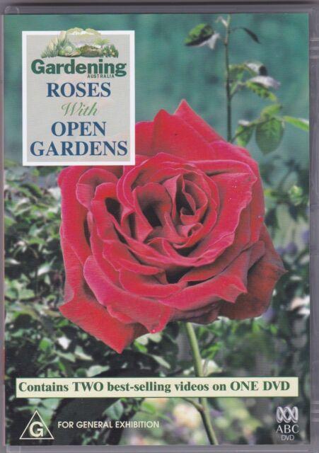 Gardening Australia - Roses With Open Gardens - DVD (Region 4 PAL)