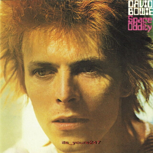 David Bowie: Space Oddity [1969] | CD