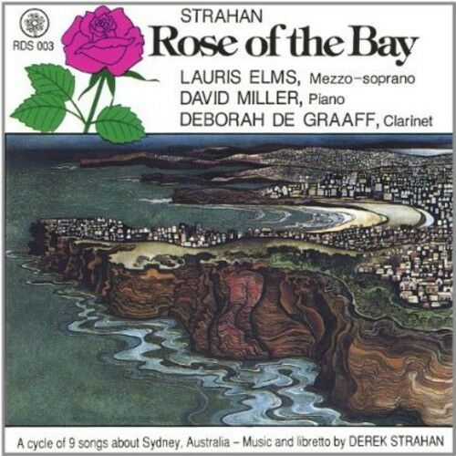 Lauris Elms - Rose of the Bay [New CD]