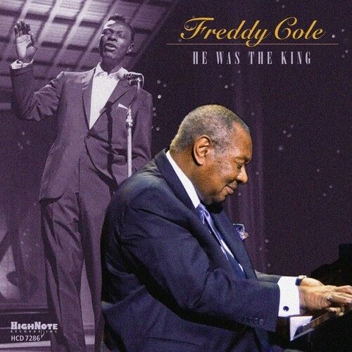 Freddy Cole - He Was the King [New CD]