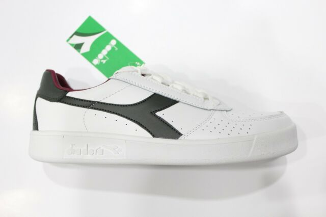 Diadora B.Elite Scarpe Shoes Sneakers bassa Unisex Bianco