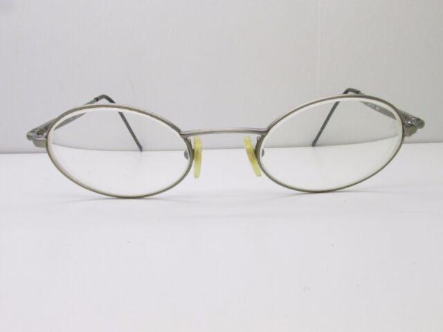 Polo Ralph Lauren Classic 278 Eyeglasses Frames 48-21-140 Silver ...