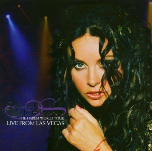 Sarah Brightman Harem world tour-Live from Las Vegas (2004) [CD]