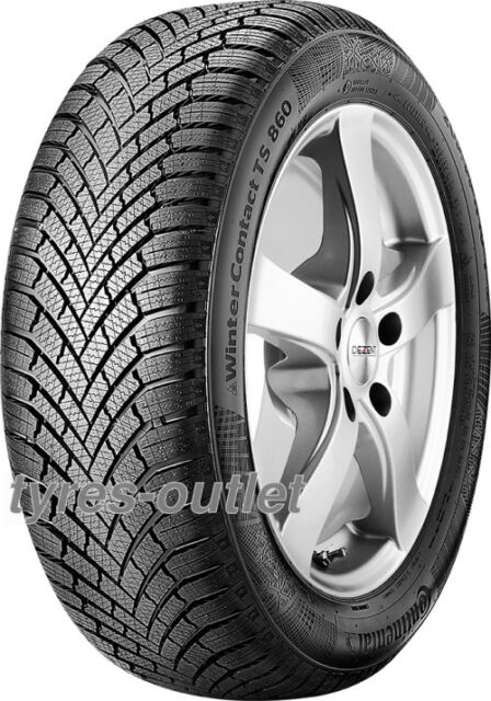 WINTER TYRE Continental WinterContact TS 860 215/55 R16 97H XL
