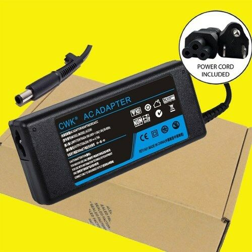 AC Adapter Battery Charger HP Pavilion dv7-3162nr dv7-3163cl dv7-3164cl Laptop