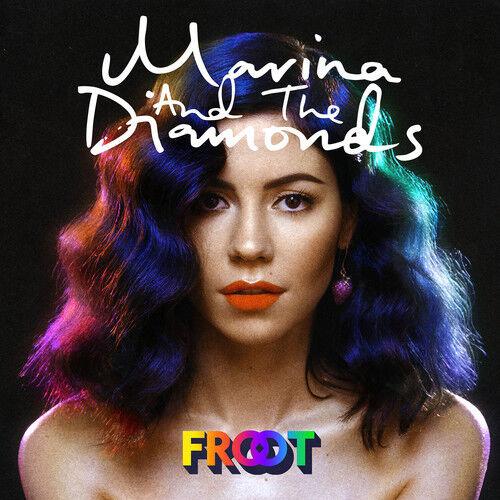 Marina and the Diamonds - Froot [New Vinyl] Bonus CD