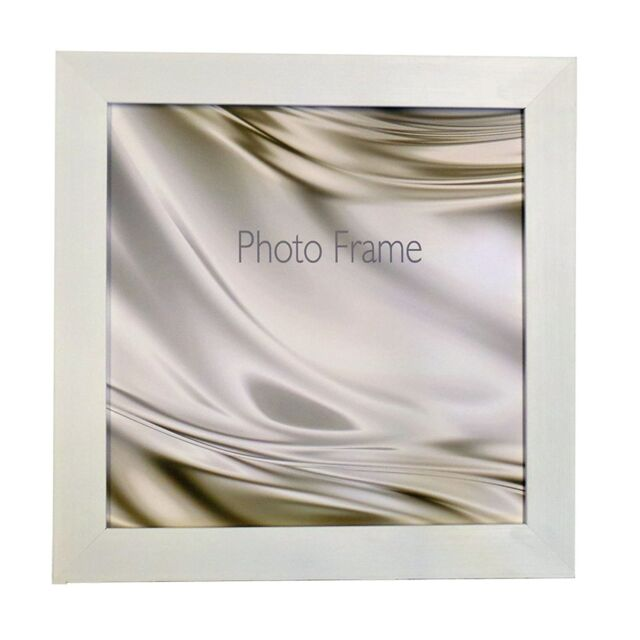 Square Picture Photo Frame Black Silver White Oak Brown White 8x8 ...