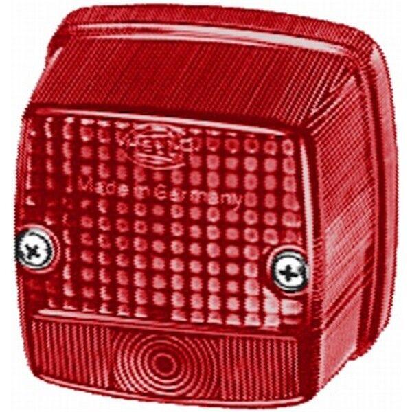 ORIGINAL HELLA Lichtscheibe Heckleuchte 9EL115003-021