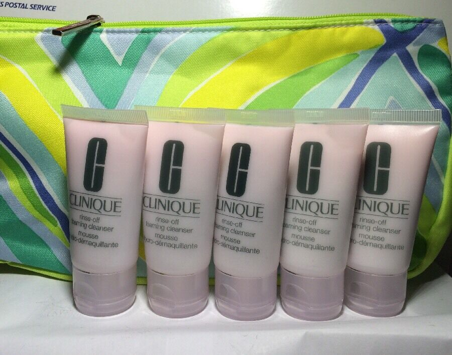 Rinse-Off Foaming Cleanser by Clinique #5
