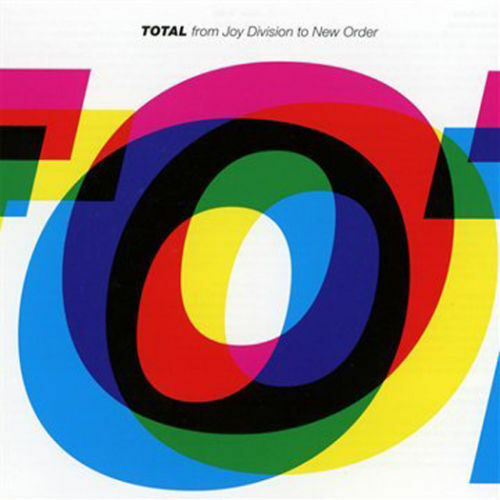 JOY DIVISION & NEW ORDER Total From Joy Division To New Order CD BRAND NEW