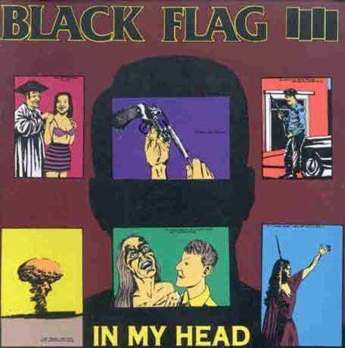 Black Flag - In My Head [New Vinyl]