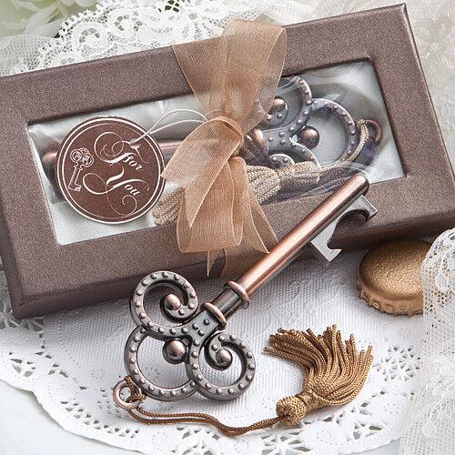 Vintage Skeleton Key Bottle Opener Wedding Favor Reception Gift Party Clic Ebay