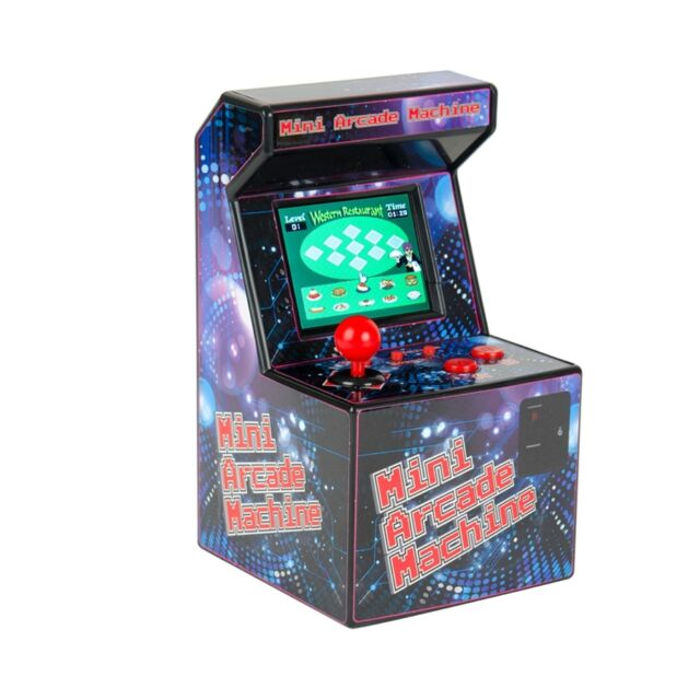 Funtime ET7850 Mini Arcade Machine Toy | eBay