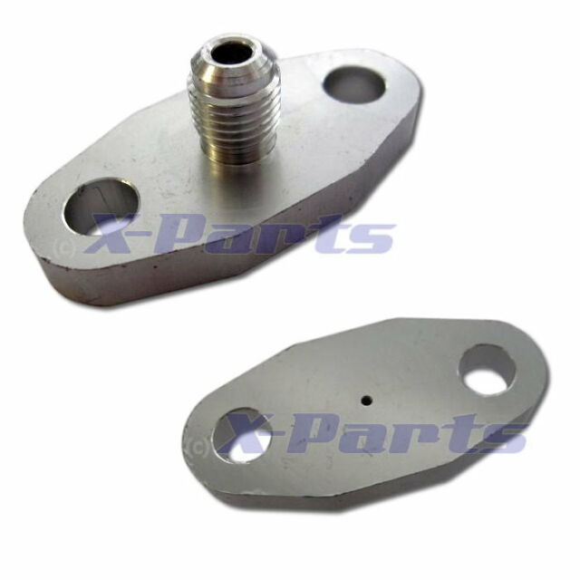 Turbocharger Connections: T3/t4 Garrett Turbocharger Oil Inlet Flange Connection