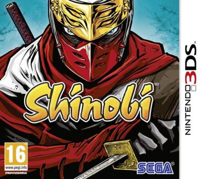 Shinobi 3DS - totalmente in italiano