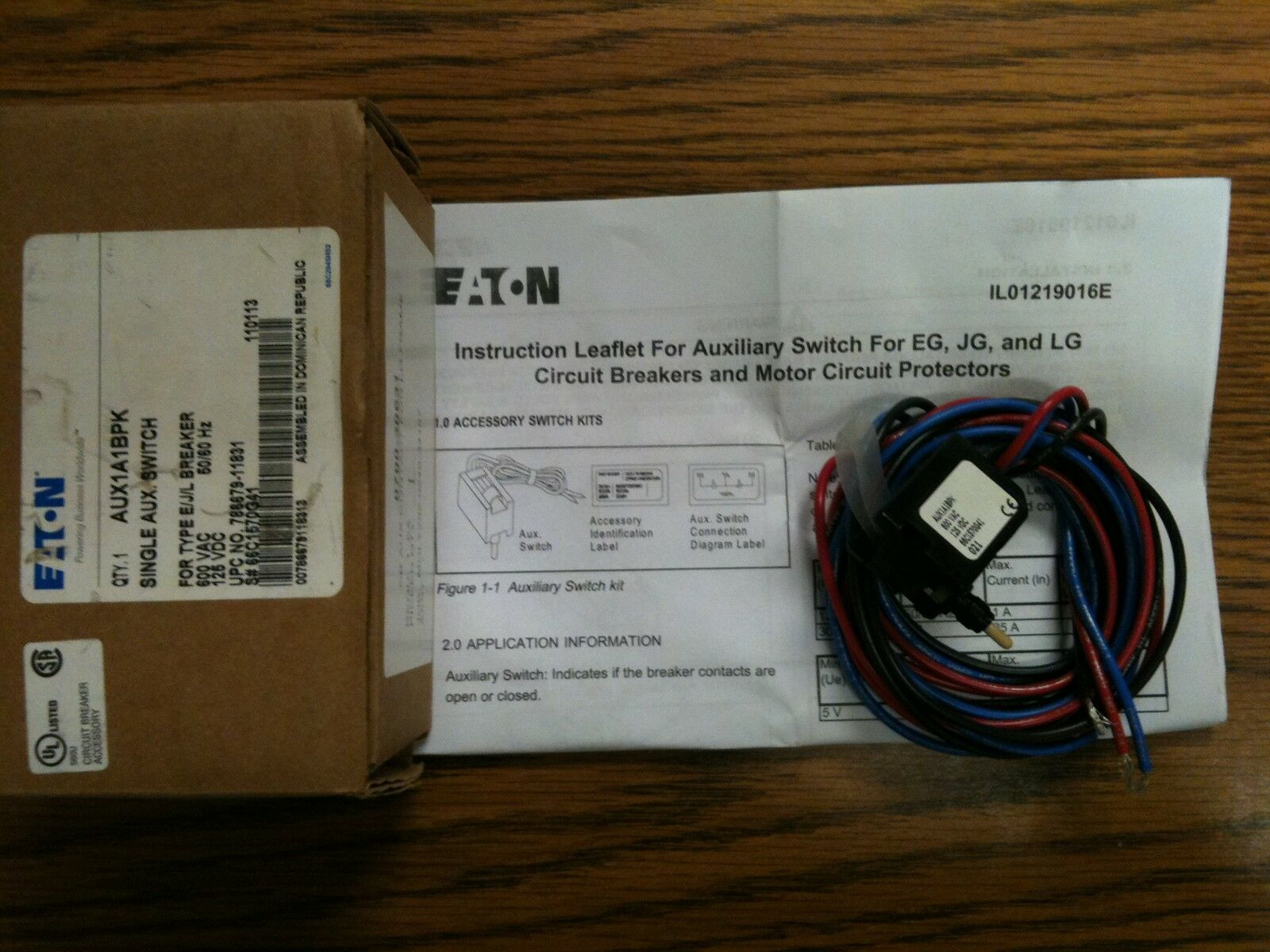 Eaton Cutler Hammer Aux1a1bpk Auxiliary Switch For Eg Jg And Lg Pull Out Wiring Diagram Norton Secured Powered By Verisign
