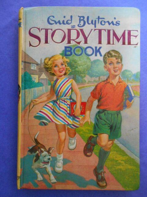 ENID BLYTON'S STORYTIME BOOK Dean REWARD