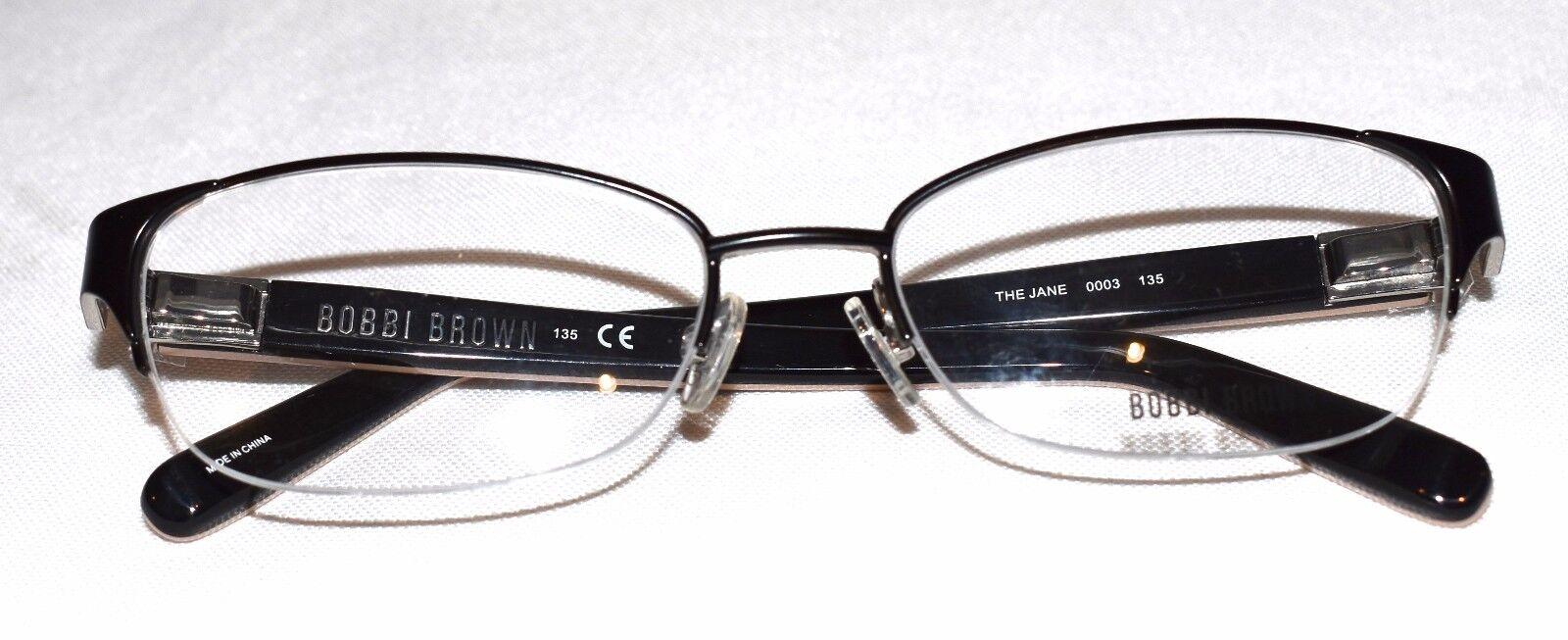 Bobbi Brown The Jane 0003 Eyeglass/glasses Frames 53-17-135 | eBay