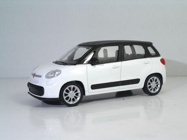 "MondoMotors 53140 FIAT 500L ""White"" - METAL  1:43"